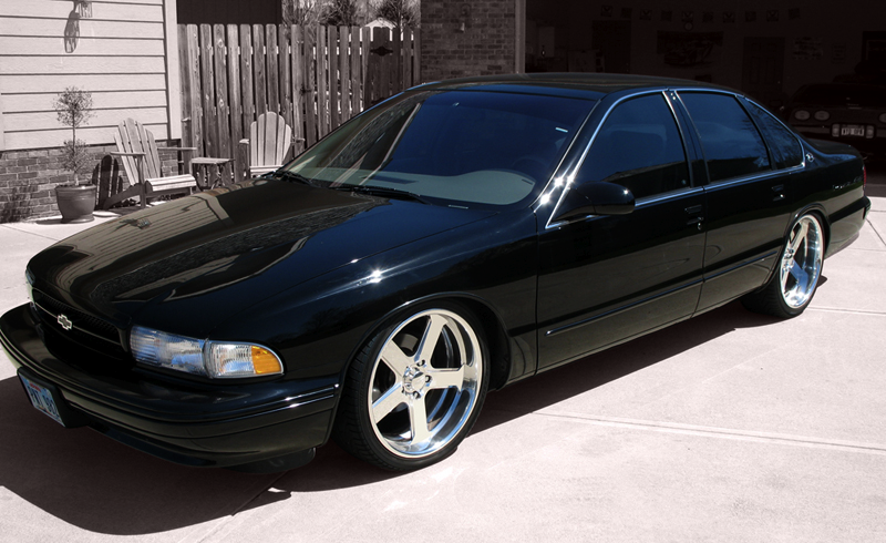 C Note Imposter 22 S How Would They Look Chevy